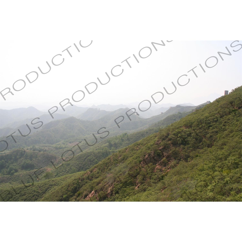 Jinshanling Section of the Great Wall of China