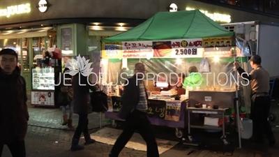 Seoul Street Food Stall
