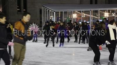 Seoul Plaza Ice Rink