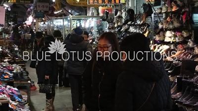 Dongdaemun Market in Seoul