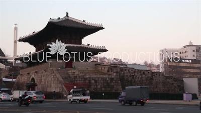 Heunginji/Dongdae Gate (Heunginjimun/Dongdaemun) in Seoul