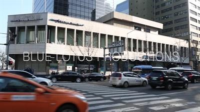 Shinhan Bank in Seoul