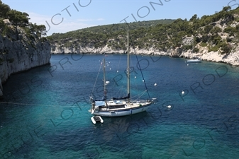 Marina in Cassis