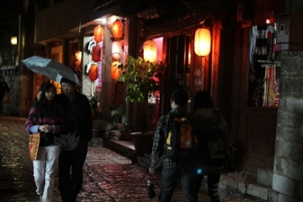 Old City in Lijiang
