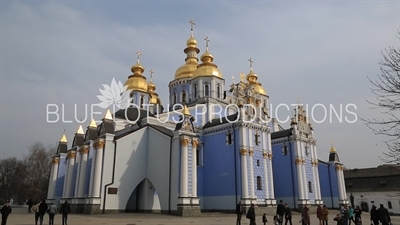 St. Michael's Golden-Domed Monastery in Kiev