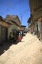 Alley in the Old City of Harar