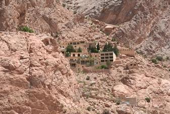 Chak Chak Temple Complex near Yazd