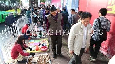 Guangzhou Hawkers