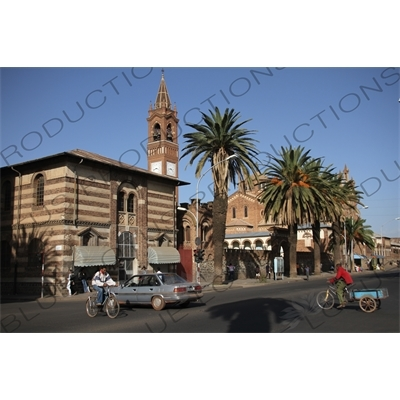 Church of Our Lady of the Rosary in Asmara