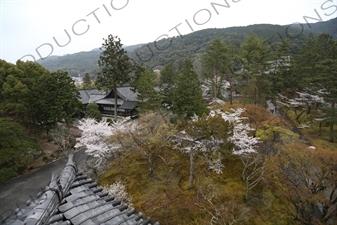 Grounds of Nanzen-ji in Kyoto