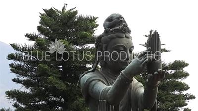 Offering of the Six Devas on Lantau Island