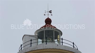Guia Lighthouse Weather Vane in Macau
