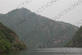 Huanghua Cheng Section of the Great Wall of China (Wanli Changcheng) near Beijing