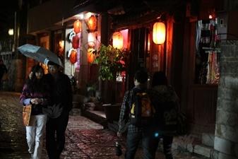 Old City in Lijiang