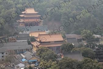 Jingci Temple (Jingci Si) on West Lake (Xihu) in Hangzhou