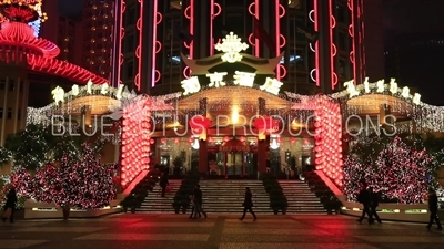 Grand Lisboa Hotel/Casino in Macau