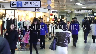 Seoul Underpass